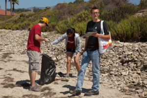 Channelkeepers Beach Cleanup
